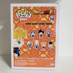 Funko Other - Funko Pop! Super Saiyan Future Trunks (Hot Topic)